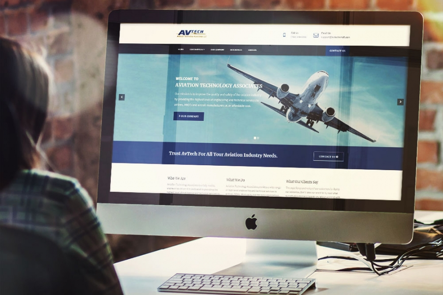 Aviation Technology Associates website launched